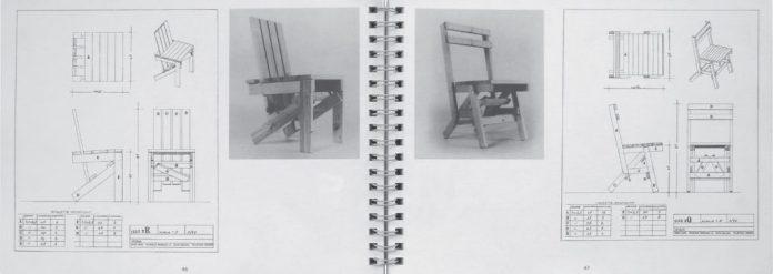 Enzo Mari, «Proposta per un autoprogettazione», 1974