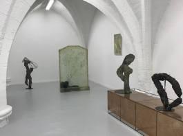 Hadrien Gérenton, Galerie Chantiers BoiteNoire 2017. Photo Mécènes du Sud