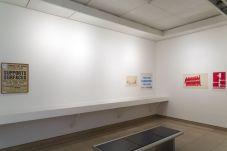Supports-Surfaces Les origines 1966-1970 - Carré d'Art, Nîmes - Salle 3c © C. Eymenier