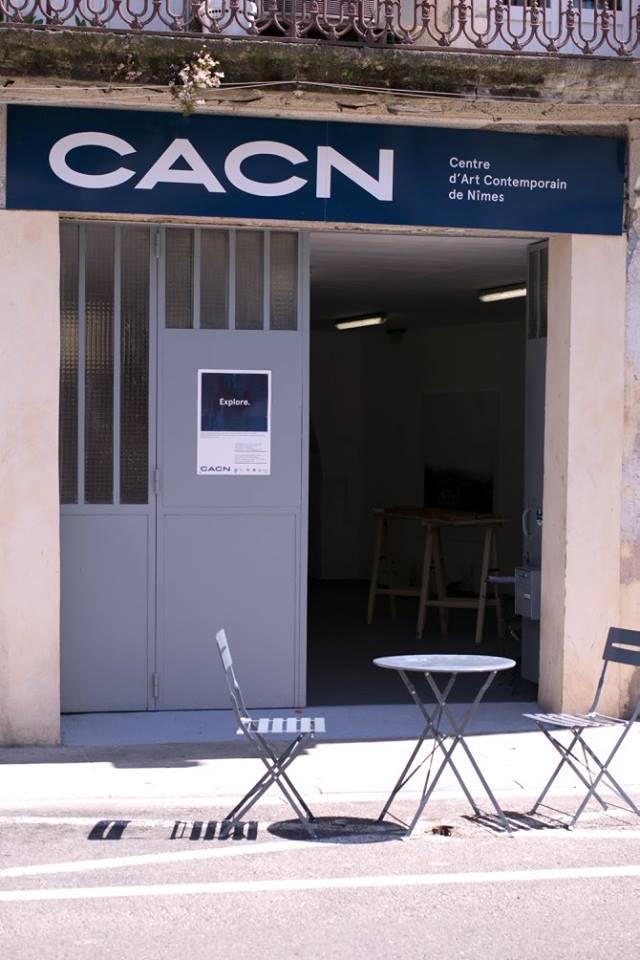 CACN - Centre d'Art Contemporain de Nîmes © Photo CACN