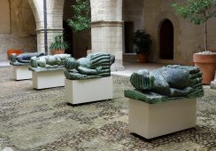 Diagne Chanel, Une saison au Sud Soudan, 2009. Les Eclaireurs - Musée du Petit Palais