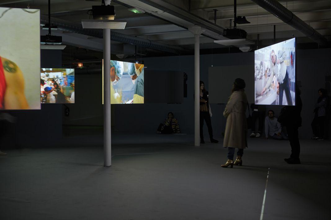Harun Farocki et Antje Ehmann, Le travail en une seule prise - Eine Einstellung zur Arbeit, 2011-2014 ®jcLett