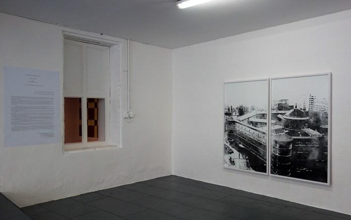 Nicolas Daubanes, La Petite Roquette - Paris, 2017 - CACN Nîmes
