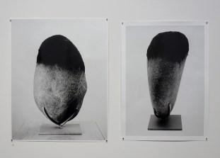 Andrea Büttner, Pierres peintes, 2017 - La Vie simple – Simplement la vie à la Fondation Vincent van Gogh Arles