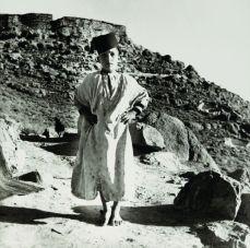 Jeune garçon (Brahim) le jour de sa circoncision, Ouled Abderrahmane, septembre 1935 © Germaine Tillion
