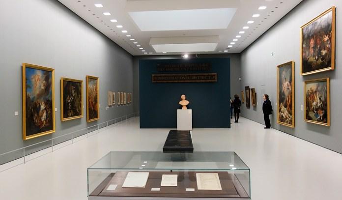Le Musée avant le Musée au Musée Fabre - Le Musée révolutionnaire