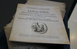 Le Musée avant le Musée au Musée Fabre - Les Salons de la Société des beaux-arts 02