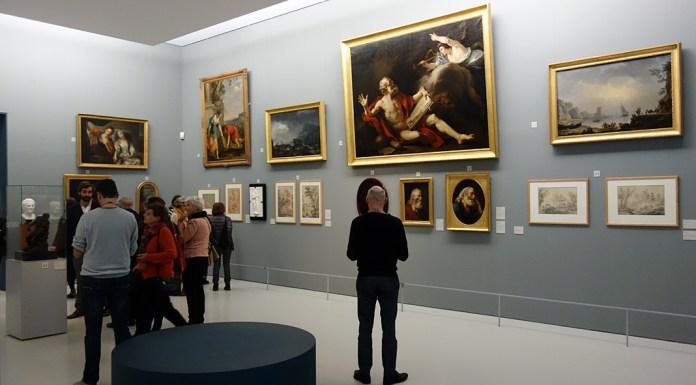 Le Musée avant le Musée au Musée Fabre - Les Salons de la Société des beaux-arts
