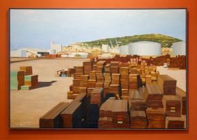 Philippe Pradalié, Copaïa et Sète, 1993 - Musée Paul Valéry - Sète