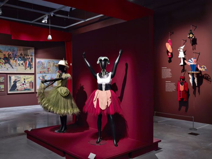 Picasso et les Ballets russes, entre Italie et Espagne au Mucem - Vue de l'exposition © Francois Deladerriere