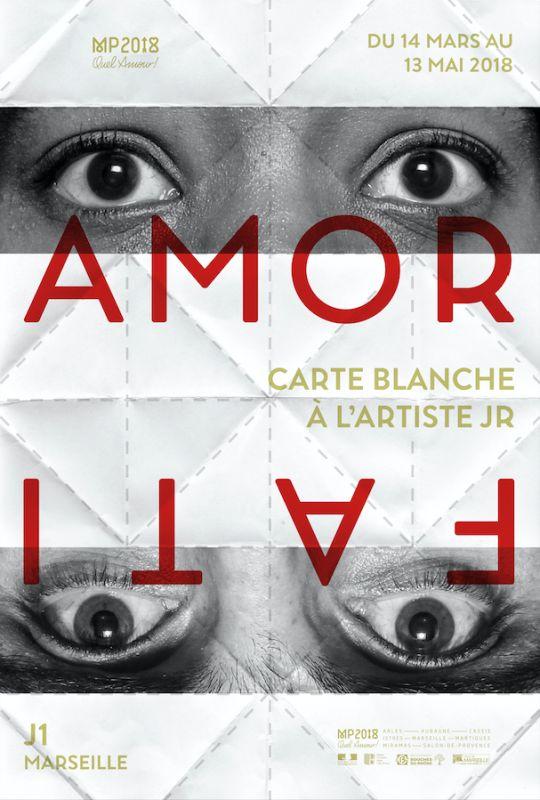 Amor Fati - Carte blanche à JR