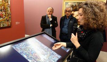 Dans le Secret des œuvres d'art au Musée Fabre - Marina Bousvarou