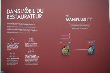 Dans le Secret des œuvres d'art au Musée Fabre – Dans l'œil du restaurateur