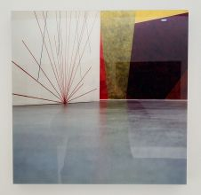 Louise Lawler, Sunset Wall, 2001-2003 - J'♥ Avignon à la Collection Lambert