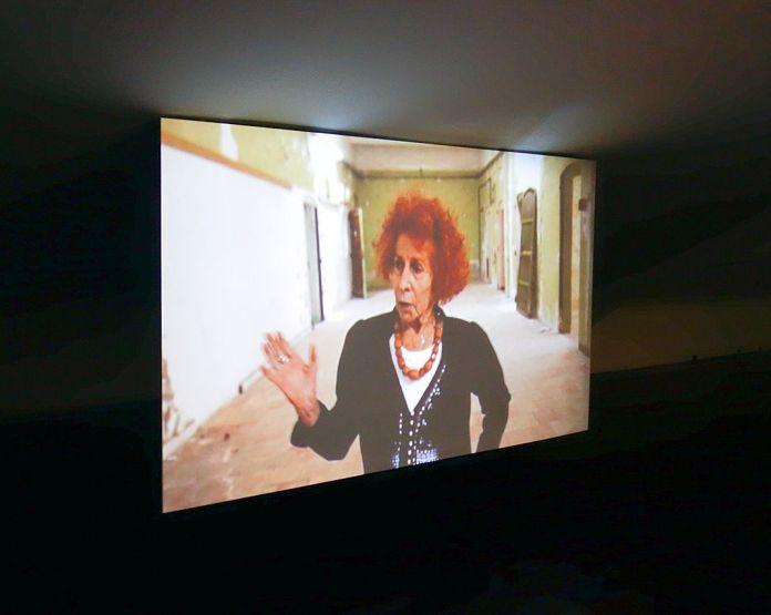 Marceline Loriden-Ivens entretien avec Vincent Josse, avril 2014 - J'♥ Avignon à la Collection Lambert