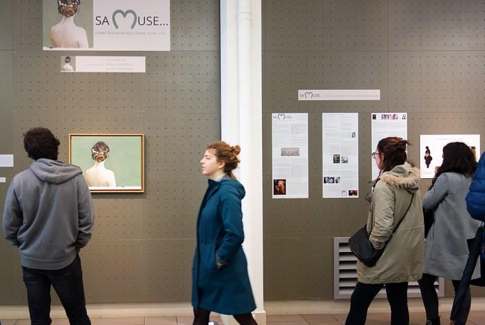 Sa Muse… au Musée Regards de Provence - Vue de l'exposition