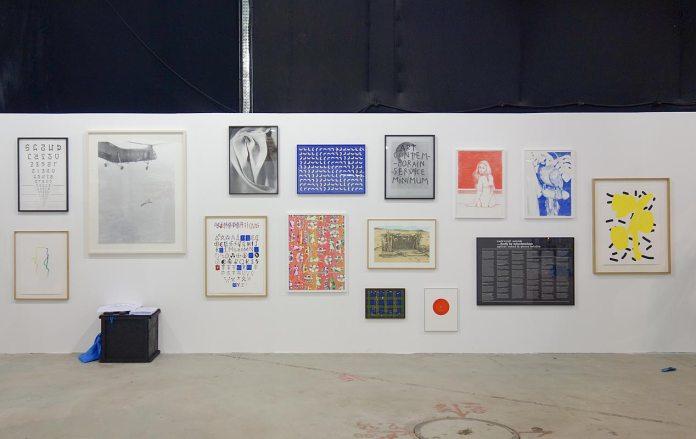 Tchikebe - Art-O-Rama 2017, Marseille
