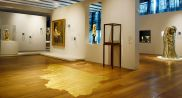 «OR- Un voyage dans l'histoire de l'art au fil de l'or» au Mucem - Vue de l'exposition