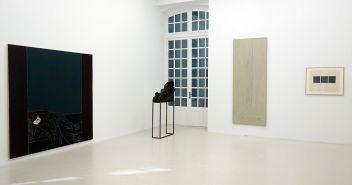 Djamel Tatah à la Collection Lambert - Vue de l'exposition, salle 2
