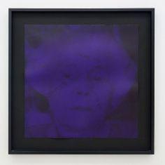 Robert Barry, Untitled, 1993 - Djamel Tatah à la Collection Lambert - Vue de l'exposition, salle 4