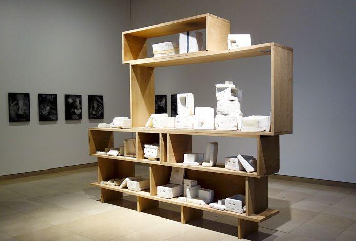 Thu Van Tran, Notre Mélancolie, 2017 - Un désir d'archéologie à Carré d'art - Nîmes