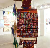Bob and Roberta Smith, This is Amy Winehouse, 2012