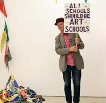 Bob and Roberta Smith portrait