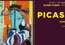 Picasso - Donner à voir au Musée Fabre - Slide