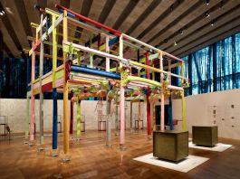 Ai Weiwei – Fan-Tan au Mucem - Vue de l'exposition - Scenographie Cecile Degos - Photographie © François Deladerriere