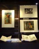 Pablo Picasso, Les Bleus de Barcelone, 1963 - Présentation à l'Hôtel de Cabrières-Sabatier d'Espeyran