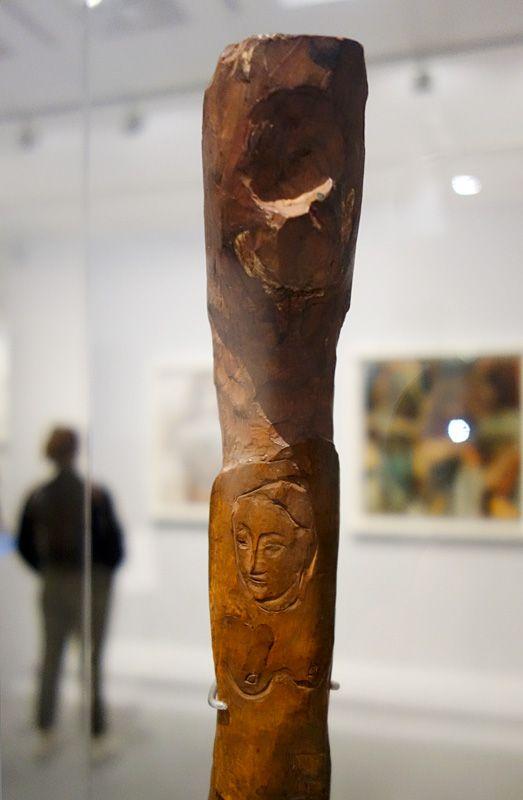 Pablo Picasso, Nu aux bras levés, [Gósol], été 1906 - Picasso - Donner à voir au Musée Fabre