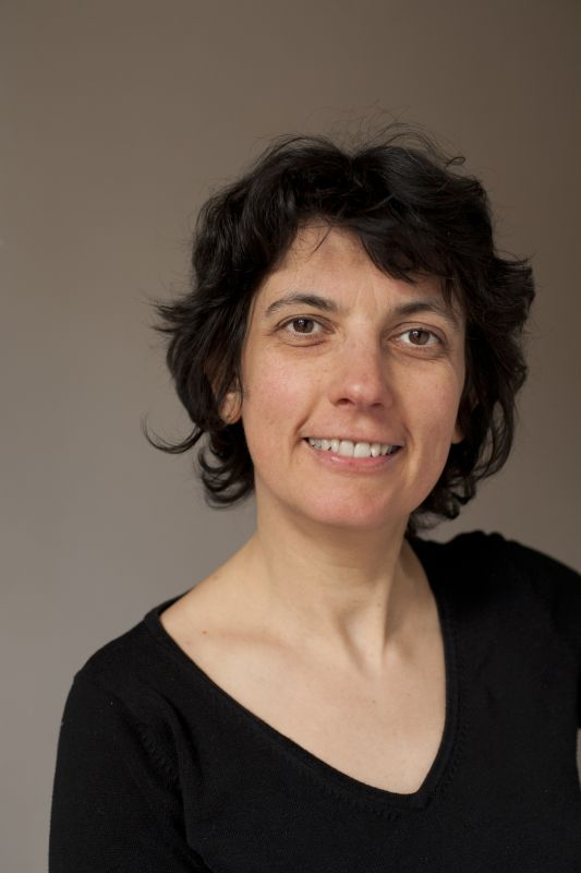 Portrait Veronique Ellena @denis Darzacq