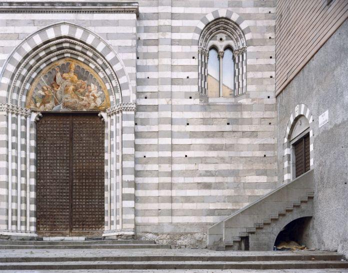 San Agostino 1, série Les Invisibles, Gênes, 2011, épreuve argentique. Collection particulière