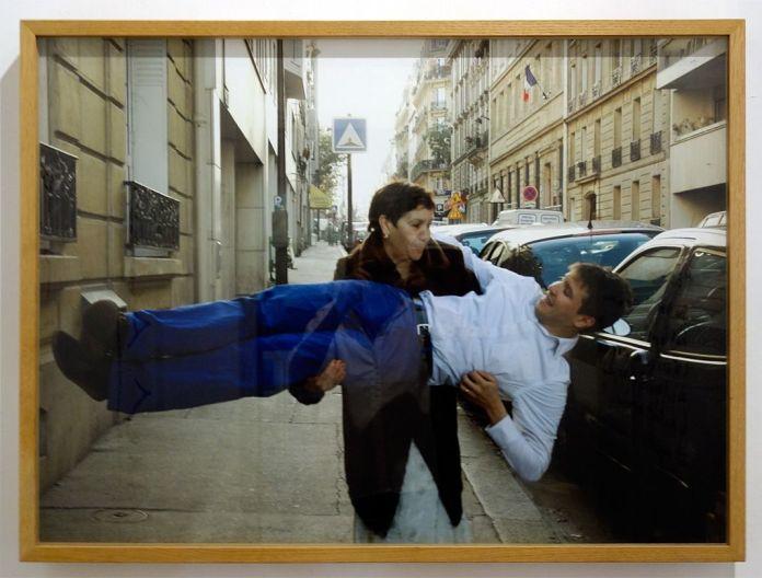 Adel Abdessemed, Nafissa, 2006, C-print, 74 x 100 cm - Au-delà du principe de plaisir - Rencontres Arles 2018