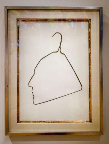 Ai Weiwei, Le Pendu, 1985 - Exposition Fan-Tan au Mucem