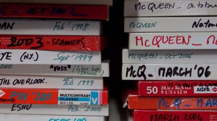 Ann Ray - Archives - Capture d'écran du film Love in progress à propos de «Love Looks not with the Eyes»