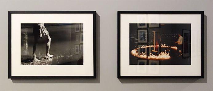 Ann Ray, Au coin du feu et Devant l'océan, 1998-1999 - Les Inachevés- Lee McQueen - Rencontres Arles 2018