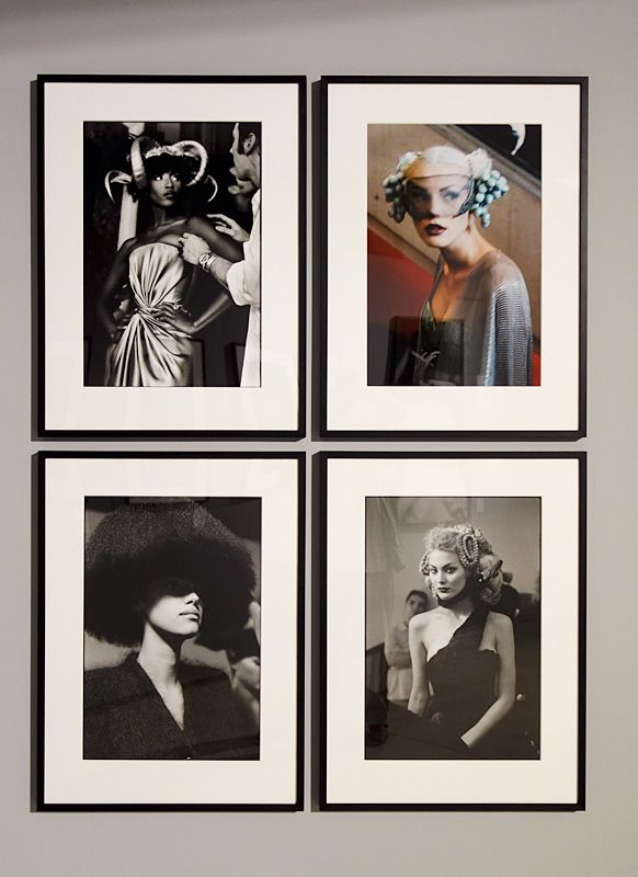 Ann Ray - Les Inachevés- Lee McQueen - Inspiration - Rencontres Arles 2018