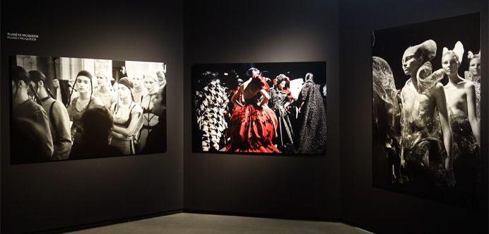 Ann Ray - Les Inachevés- Lee McQueen - Planète McQueen - Rencontres Arles 2018