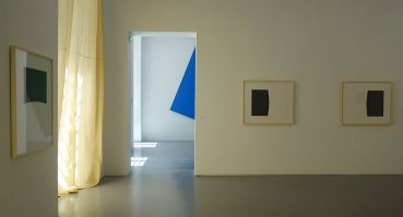 Ligne Forme Couleur - Ellsworth Kelly (1923-2015) dans les collections françaises à la Collection Lambert - Salle 02
