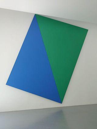 Ligne Forme Couleur - Ellsworth Kelly (1923-2015) dans les collections françaises à la Collection Lambert - Salle 03