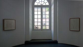 Ligne Forme Couleur - Ellsworth Kelly (1923-2015) dans les collections françaises à la Collection Lambert - Salle 05
