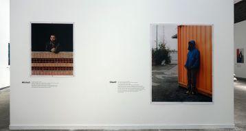 Ahmed et Cherif - Des sneakers comme Jay-Z - portraits et paroles d'exilés aux Rencontres Arles 2018