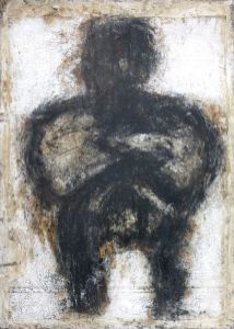 Christian Berst Art Brut - Michel Nedjar, Sans titre Darius, 1993