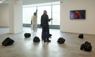 François Daireaux, Augustin, Seven Days, 2017 - La complainte du progrès au MRAC - Vue de l'exposition