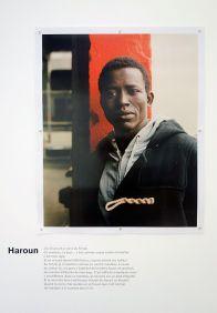 Bashir - Des sneakers comme Jay-Z - portraits et paroles d'exilés aux Rencontres Arles 2018