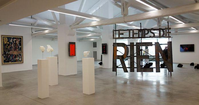 La complainte du progès au MRAC - Vie de l'exposition- Salle 1