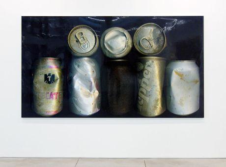 Lucie Stahl, Repository, 2016 - La complainte du progrès au MRAC - Vue de l'exposition