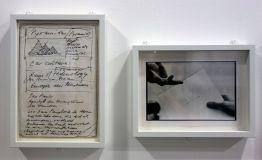 René Burri, Dessin, Egypte, 1991 et Rank Xerox, 1967 - Les pyramides imaginaires aux Renconres Arles 2018
