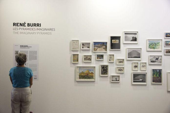 René Burri, Pyramides - Les Rencontres Arles 2018 - Photo Anaïs Fournié
